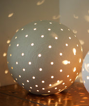 Load image into Gallery viewer, Luna Snowball Light - Large Textured Finish