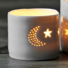 Load image into Gallery viewer, Night mini tealight holder