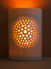 Load image into Gallery viewer, Dandelion maxi tealight holder