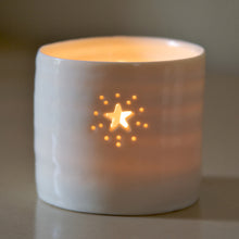 Load image into Gallery viewer, Starburst mini tealight holder
