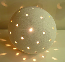 Load image into Gallery viewer, Luna Snowball Light Small - Textured Finish