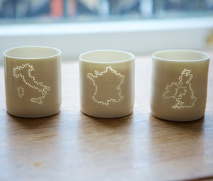 UK mini tealight holder