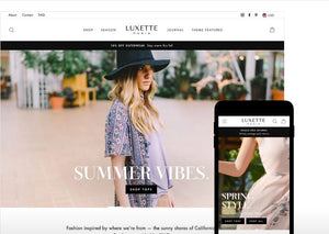 Fashion and Apparel - Impulse - Online Shop Style