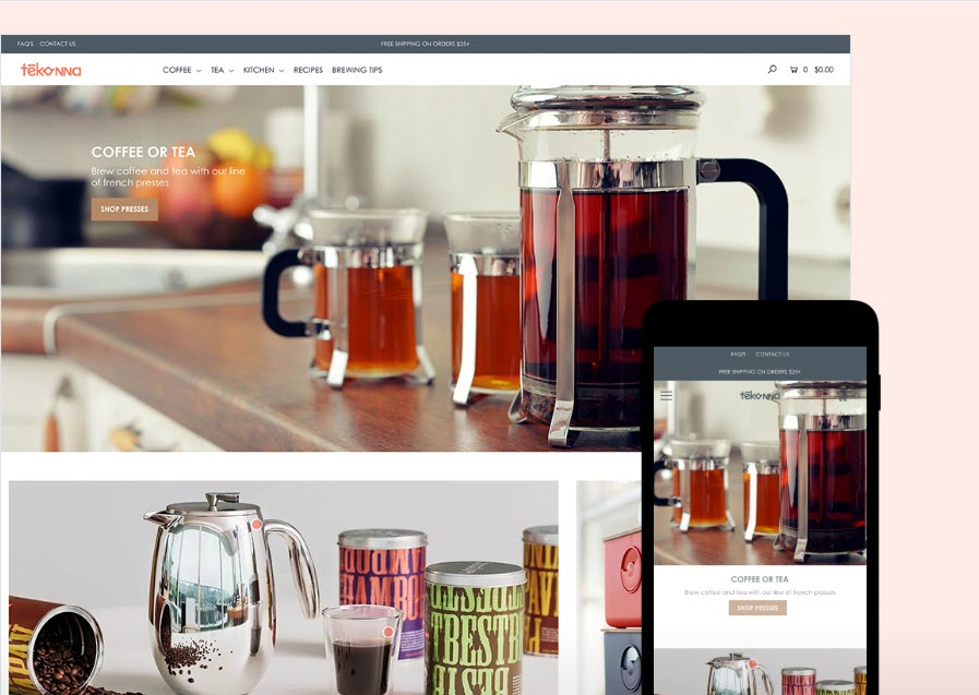 Food and Drink - Vera - Online Shop Style
