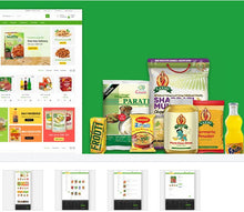 Load image into Gallery viewer, Grocery and Supermarket - Online Shop Style