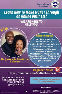 Learn How to Make MONEY Through an Online Business