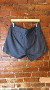 Size 10 The North Face Charcoal Shorts