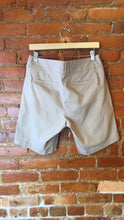 Load image into Gallery viewer, Size 8 J. Crew Mercantile Khaki Bermuda Shorts