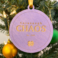 Load image into Gallery viewer, Cavanaugh Hall Christmas Ornament