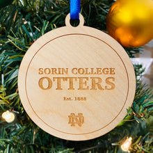 Load image into Gallery viewer, Sorin Hall Christmas Ornament