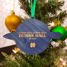Load image into Gallery viewer, Dunne Hall Christmas Ornament