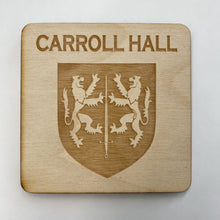 Load image into Gallery viewer, Carroll Hall Coaster Set