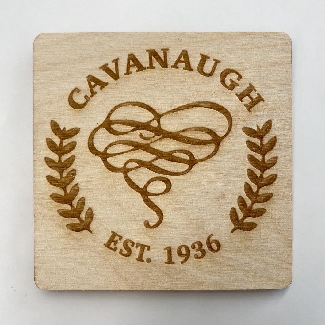 Cavanaugh Hall Coaster Set
