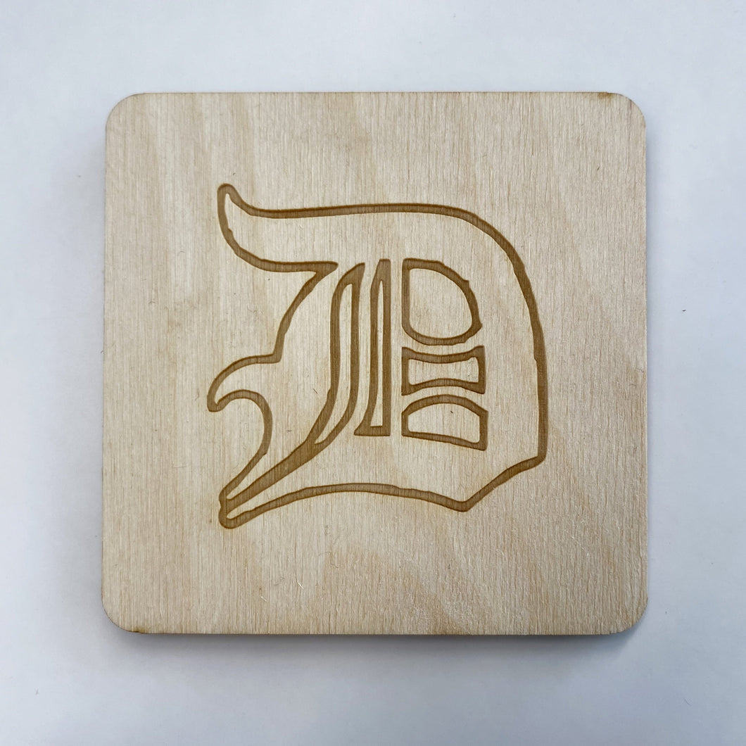Dillon Hall Coaster Set