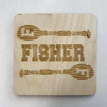 Load image into Gallery viewer, Fisher Hall Coaster Set