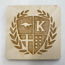 Load image into Gallery viewer, Keough Hall Coaster Set