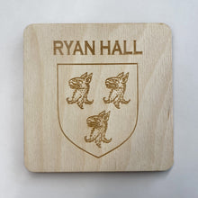 Load image into Gallery viewer, Ryan Hall Coaster Set