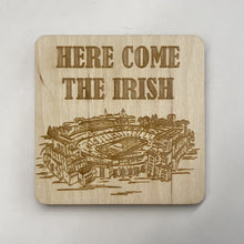 Load image into Gallery viewer, ND Stadium Coaster Set 1