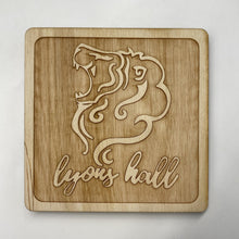 Load image into Gallery viewer, Lyons Hall Coaster Set