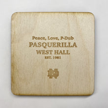 Load image into Gallery viewer, Pasquerilla West Hall Coaster Set