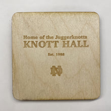 Load image into Gallery viewer, Knott Hall Coaster Set
