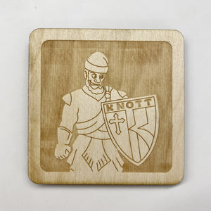 Knott Hall Coaster Set