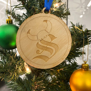 Siegfried Hall Christmas Ornament