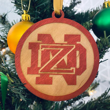 Load image into Gallery viewer, Zahm House Christmas Ornament