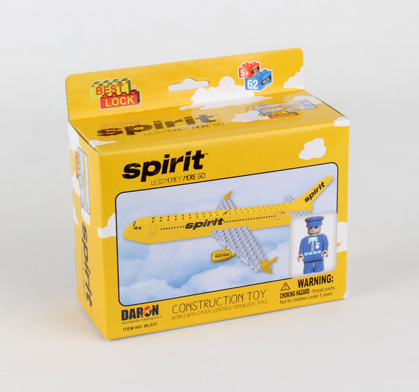 BL537 SPIRIT 55 PIECE CONSTRUCTION TOY