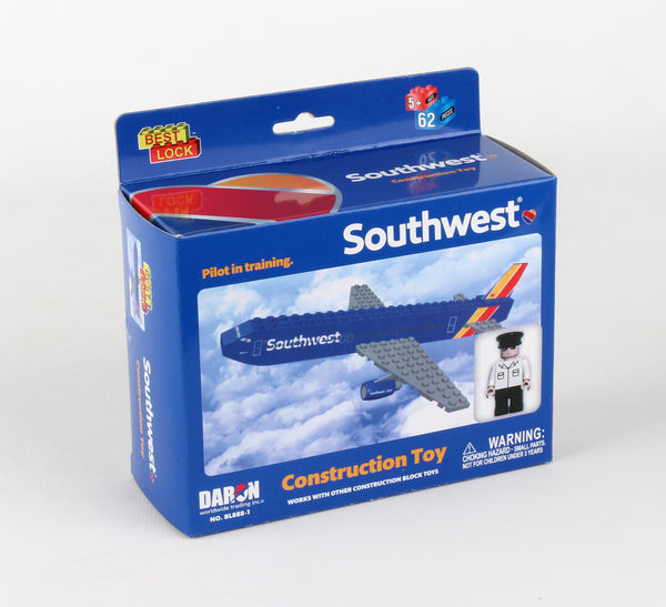 BL888-1 SOUTHWEST 55 PIECE CONSTRUCTION TOY HEART LIVERY