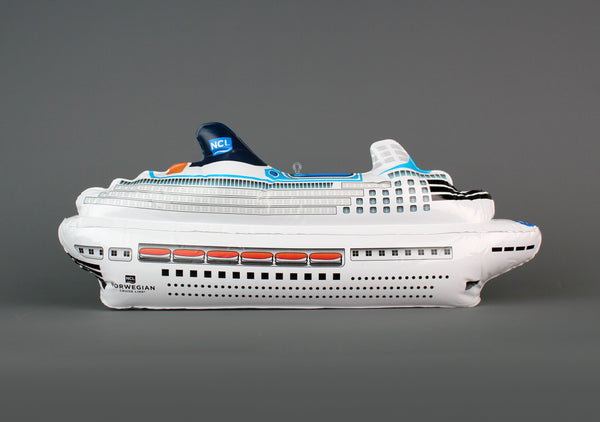 NCL INFLATABLE SHIP EB0432