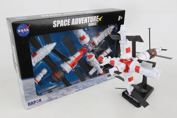 NR20405B SPACE ADVENTURE SPACE STATION