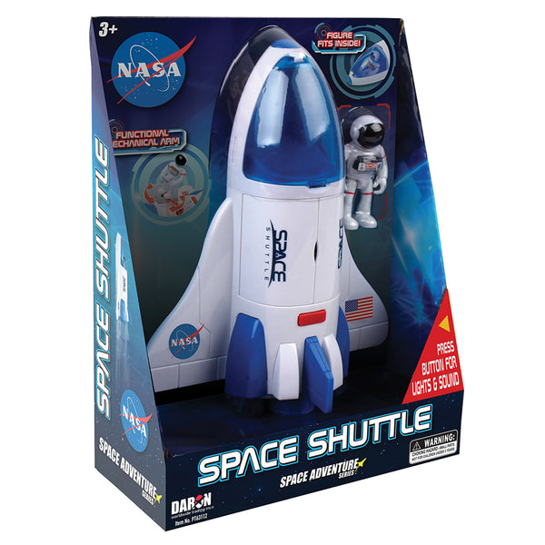 PT63112 SPACE ADVENTURE SPACE SHUTTLE