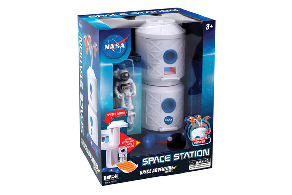 PT63113 SPACE ADVENTURE SPACE STATION
