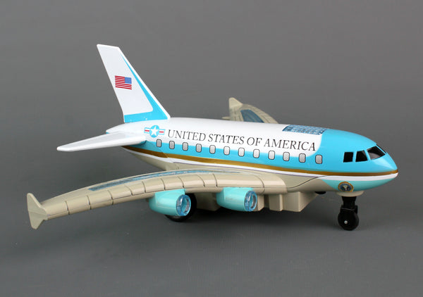 RD009  AIR FORCE ONE RADIO CONTROL