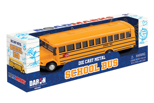 RM3500 ROAD MARKS SCHOOL BUS