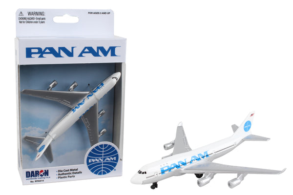 RT0314 PAN AM SINGLE PLANE