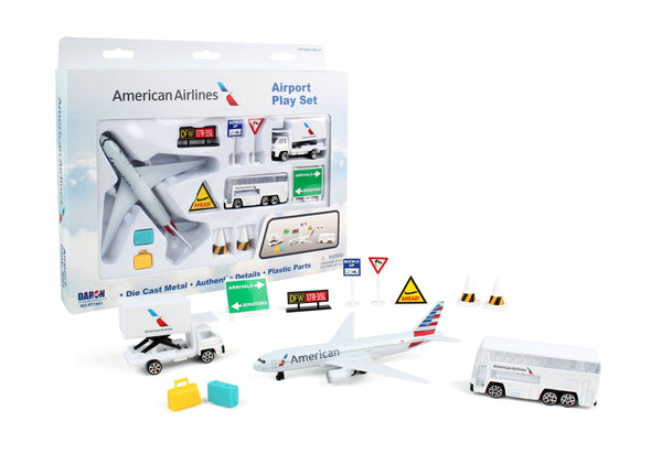 RT1661-1 AMERICAN PLAYSET NEW LIVERY