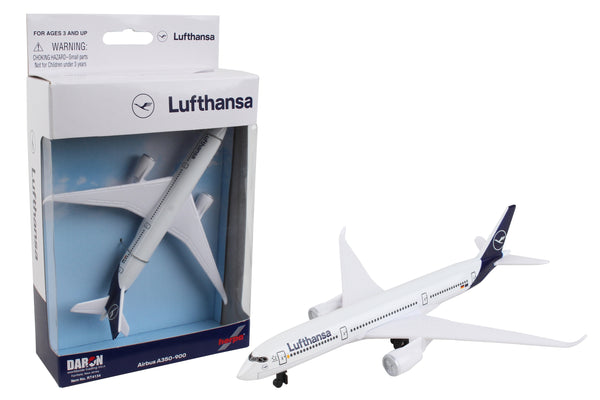 RT4134 LUFTHANSA SINGLE PLANE