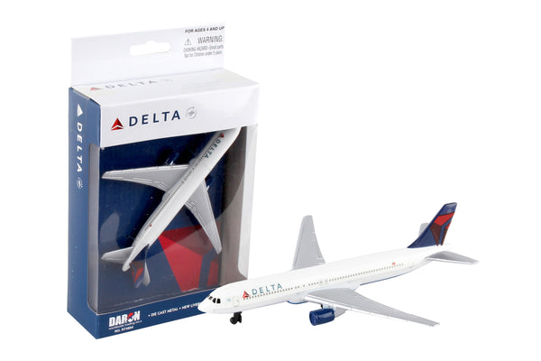 Delta Air Lines Single Plane RT4994