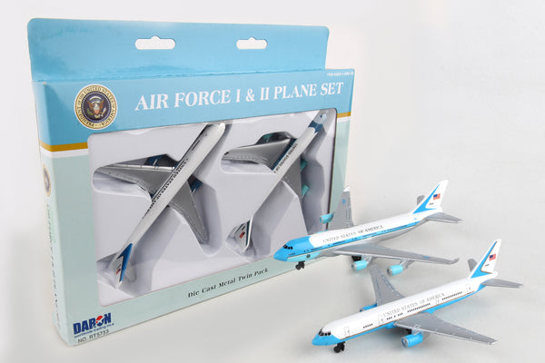 RT5733 AIR FORCE ONE/AIR FORCE 2 - 2 PLANE SET