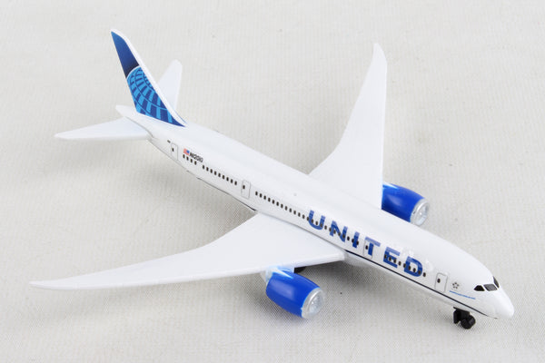RT6264-2 UNITED AIRLINES SINGLE PLANE 2019 LIVERY