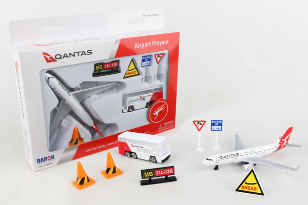 RT8556-1 QANTAS SMALL PLAYSET