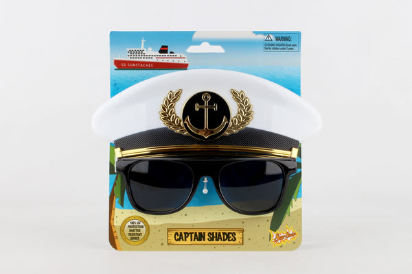 SUNSTACHES CRUISE SHIP CAPTAIN HAT SG2129