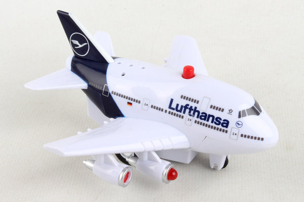 Lufthansa Pullback Plane with Light & Sound TT055