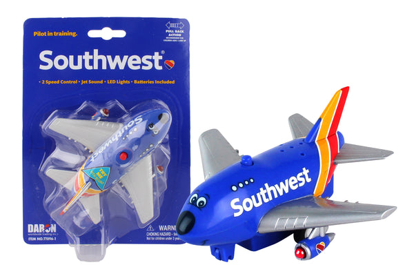 TT096-1 SOUTHWEST PULLBACK W/ LIGHT & SOUND HEART LIVERY