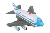 TT686 AIR FORCE ONE PULLBACK W/LIGHT & SOUND