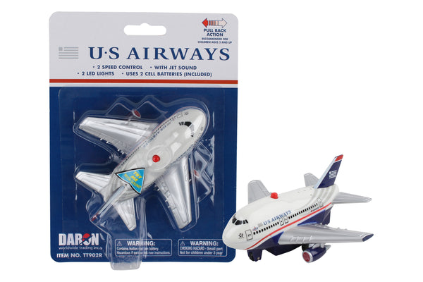 TT902 USAIRWAYS PULLBACK W/LIGHT & SOUND NEW LIVERY