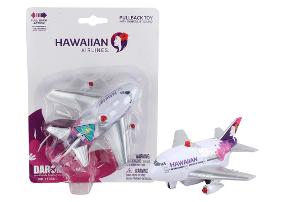 TT936-1 HAWAIIAN PULLBACK W/LIGHT & SOUND  NEW LIVERY