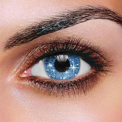 Sparkling Fire Blue 2 (12 months) contact lenses